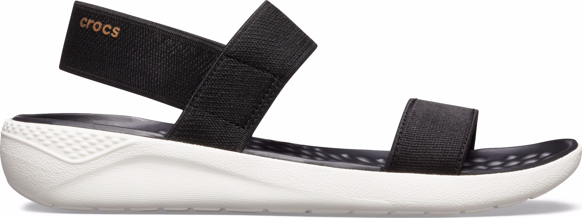 70844cf131 Crocs™ Women s LiteRide Sandal Black White ...