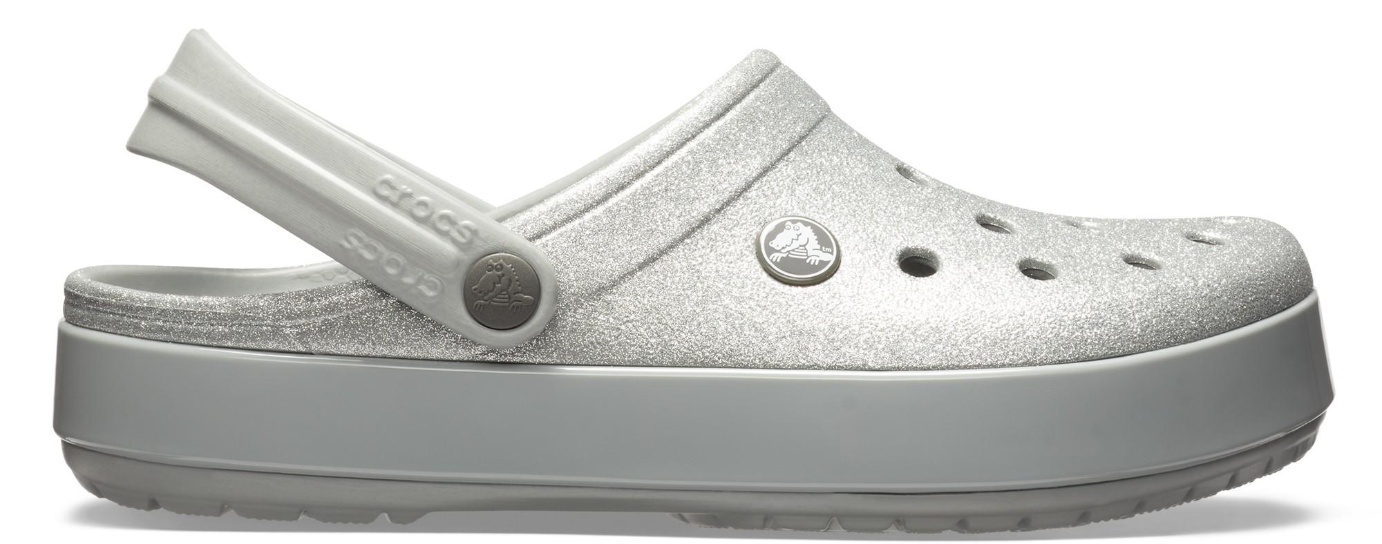 2912f7b31a Crocs™ Crocband Glitter Clog