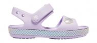 Crocs™ Crocband Imagination Sandal PS Lavender