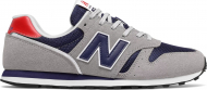 New Balance ML373 Grey/Dark Blue/Red