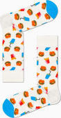 Happy Socks Burger Sock Multi 1300