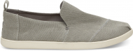 TOMS Washed Canvas Men's Deconstructed Alpargata Drizzle Grey