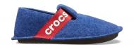 Crocs™ Kids' Classic Slipper Cerulean Blue