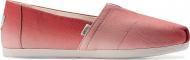 TOMS Gradient Canvas Women's Alpargata Pink Multi