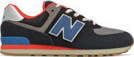 New Balance GC574 Lace Black