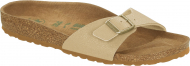 Birkenstock Madrid BFBC Earthy Vegan Latte Cream