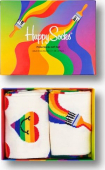 Happy Socks 2-Pack Pride Socks Gift Set Multi 9300