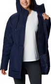 Columbia South Canyon Sherpa Lined Jacket Dark Nocturnal