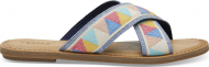 TOMS Tribal Women's Viv Sandal Multi