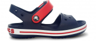 Crocs™ Kids' Crocband Sandal Navy/Red