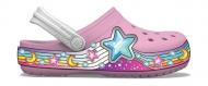 Crocs™ Fun Lab Star Band Clog Ballerina Pink