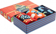 Happy Socks Father's Day Gift Box Multi 0200