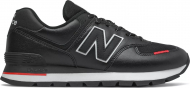 New Balance ML574 T2 Black/Red