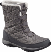 COLUMBIA Loveland Mid Omni-Heat Quarry/ Black